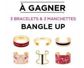 Brandalley: 6 bracelets Bangle Up à gagner