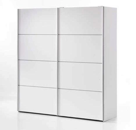 armoire 2 portes coulissantes verona 250 50 conforama. Black Bedroom Furniture Sets. Home Design Ideas