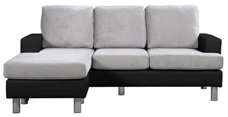 Code promo Conforama : Canapé d'angle réversible 3 places RONANE à 199,99€ au lieu de 429€