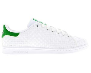 stan smith woven homme