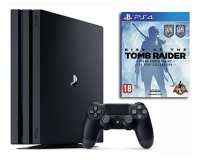 Amazon: Console Sony PS4 Pro (1 To) + Rise of the Tomb Raider à 399,99€