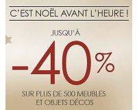 Alinéa: Jusqu'à -40% sur plus de 500 meubles et objets déco
