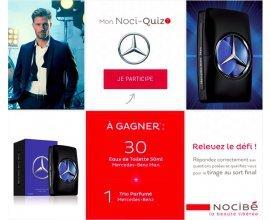 Nocibé: 30 Eaux de Toilette 50ml & 1 Trio Parfumé Mercedes-Benz Man à gagner