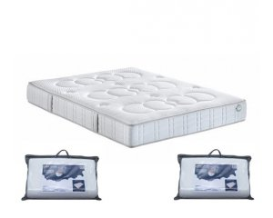 2 oreillers m moire de forme offerts pour l 39 achat d 39 un matelas ou d 39 un sommier but. Black Bedroom Furniture Sets. Home Design Ideas