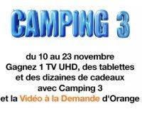 Orange: 5 tablettes Galaxy Tab A, 1 téléviseur Samsung 4 K à gagner