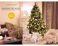 Delamaison: Jusqu'à -25% sur les sapins de Noël