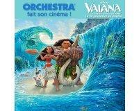 """Orchestra: 50 × 2 places pour le film """"Vaiana"""" à gagner"""