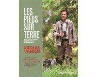 """RTL: 10 livres """"Les Pieds sur Terre"""" de Nicolas Vanier à gagner"""