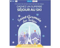 Le Parisien: Un séjour au ski en hôtel 5* à gagner