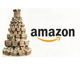 Amazon: Jeu de Noël : jusqu'à 300€ en bons d'achat à gagner en créant une liste de Noël