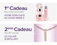Dr Pierre Ricaud: 2 cadeaux de bienvenue pour toute commande sur le site
