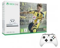 Amazon: Console Xbox One S 500 Go + Fifa 17 + 2nd manette à 299,99€