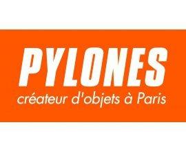 Pylones: Frais de port offerts dès 40€ d'achat