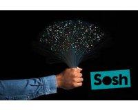 Sosh: Les forfaits Livebox Fibre au prix de l'ADSL soit 29,90€ / mois pendant un an