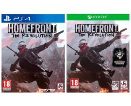 Auchan: Jeu Homefront : The Revolution sur PS4 ou Xbox One à 6€