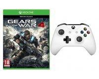 Amazon: Gears of War 4 + 1 manette sans fil Xbox One à 79,99€