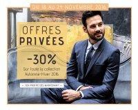 Father & Sons: Offres privées : -30% sur toute la collection Automne-Hiiver 2016