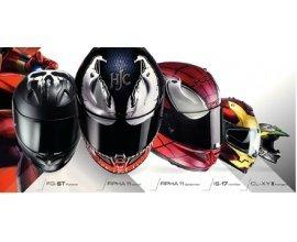 Speedway: Un casque de moto HJC édition Marvel à gagner par tirage au sort
