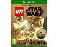Cdiscount: Jeu Xbox One LEGO Star Wars : Le Réveil de la Force Edition Deluxe à 22,40€