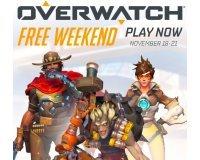Battle.net: Jouez gratuitement au jeu Overwatch sur PS4, Xbox One ou PC du 17 au 20 novembre