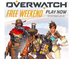 Battle.net: Jouez gratuitement au jeu Overwatch sur PS4, Xbox One ou PC du 16 au 20 février