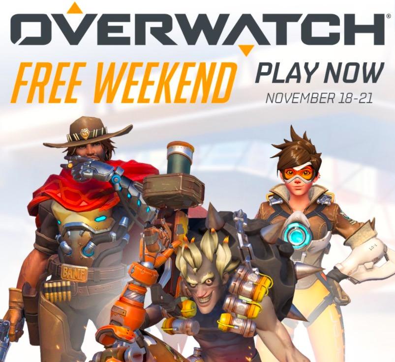 Code promo Battle.net : Jouez gratuitement au jeu Overwatch sur PS4, Xbox One ou PC du 16 au 20 février