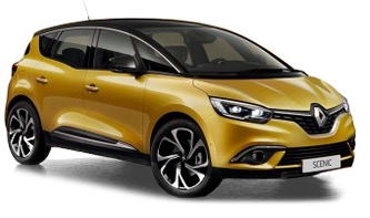 """Code promo Renault : 1 voiture Renault """"Scenic Intens Energy dCI 130""""à gagner"""