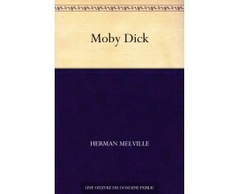 "Amazon: ""Moby Dick"" de H. Melville gratuitement au format Kindle"