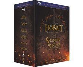 PureBreak: 4 intégrales du Hobbit et du Seigneur des Anneaux à gagner