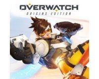 Playstation: Overwatch édition Origines dématérialisé sur PS4 à 39,99€