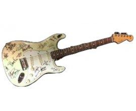Virgin Radio: 1 guitare Fender American Standard Stratocaster dédicacée à gagner
