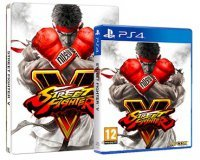 Micromania: Jeu PS4 Street Fighter V - Edition Steelbook Exclusive à 19,99€