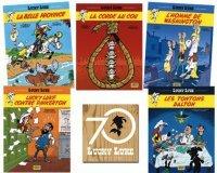 Femme Actuelle: 21 lots de 7 tomes de Lucky Luke à gagner