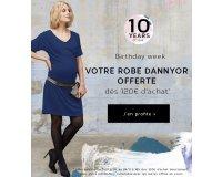 Envie de Fraise: Une robe DANNYOR offerte dés 120€ d'achats