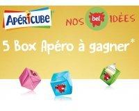 Nos Bel Idées: 5 box Apéricube à gagner