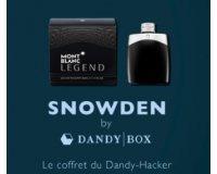 Publik'Art: 2 coffrets Snowden offerts par Dandy Box à gagner