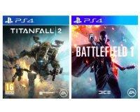 Micromania: -40€ sur l'achat simultané de Battlefield 1 & Titanfall 2 sur PS4 ou Xbox One
