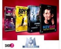 Showroomprive: Payez 5€ pour - 50% sur M6 Vidéo