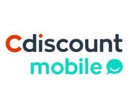 Cdiscount: Forfait mobile 200 minutes de communication, 200 SMS & 200 Mo d'Internet 4G à 2€