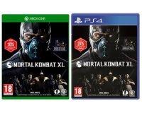 Base.com: Jeu Mortal Kombat XL sur PS4 ou Xbox One à 17,82€