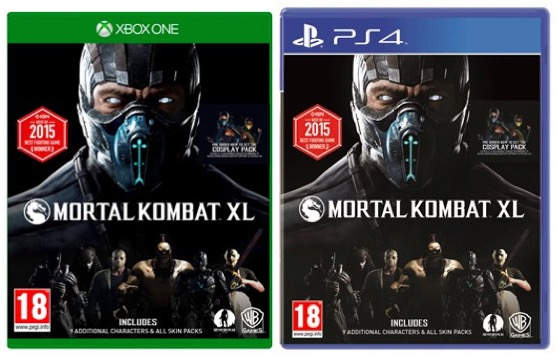 Code promo Base.com : Jeu Mortal Kombat XL sur PS4 à 16,79€ ou Xbox One à 17,82€