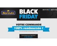 Norauto: Black Friday : 50 commandes intégralement remboursées par jour