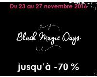 Lollipops: Black Magic Days : jusqu'à -70% sur une sélection d'articles