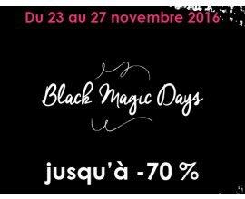 Lollipops: Black Magic Days : jusqu'à -70% sur une sélection d'articles