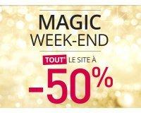 Fleurance Nature: [Magic week-end] 50% sur tout le site et livraison gratuite