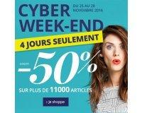 3 Suisses: [Cyber week-end] Jusqu'à -50% sur plus de 11000 articles
