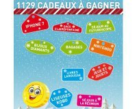 Télé 7 jours: 1129 cadeaux à gagner dont 1 séjour à La Réunion ou au Futuroscope
