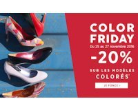 Mellow Yellow: Color Friday : -20% sur les modèles colorés