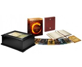 Amazon: Le Hobbit - La trilogie en Édition limitée en combo Blu-Ray 3D + DVD à 39,99€