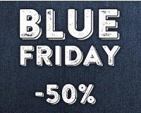 Kaporal Jeans: Blue Friday : -50% sur une sélection d'articles femme, homme et enfant